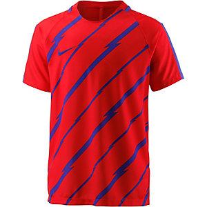 Nike Squad Funktionsshirt Kinder orange/blau