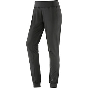 adidas D2M Trainingshose Damen schwarz