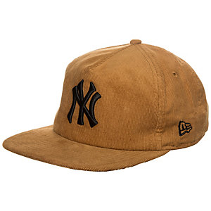 New Era 9FIFTY MLB New York Yankees Cap schwarz / braun