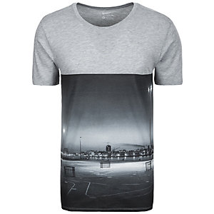Nike Football X Photo T-Shirt Herren grau