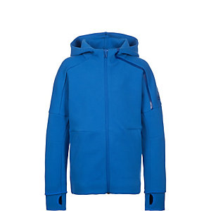 adidas Z.N.E. Trainingsjacke Kinder blau