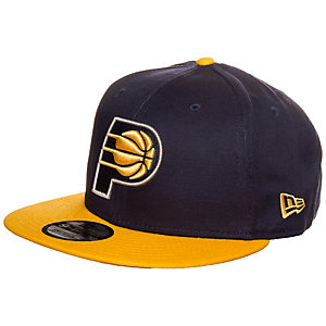 New Era 9FIFTY NBA Team Indiana Pacers Cap blau / gelb