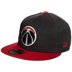 New Era 9FIFTY NBA Team Washington Wizards Cap dunkelblau / rot