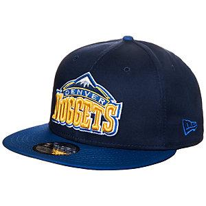 New Era 9FIFTY NBA Team Denver Nuggets Cap dunkelblau / blau