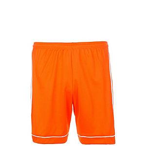 adidas Squadra 17 Fußballshorts Kinder orange / weiß