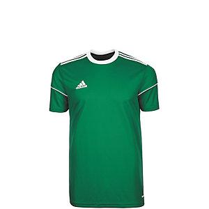 adidas Squadra 17 Fußballtrikot Kinder grün / weiß