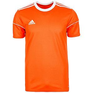 adidas Squadra 17 Fußballtrikot Herren orange / weiß