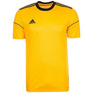 adidas Squadra 17 Fußballtrikot Herren gold / schwarz
