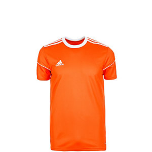 adidas Squadra 17 Fußballtrikot Kinder orange / weiß