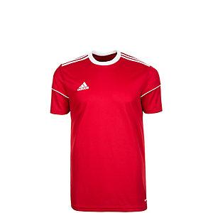 adidas Squadra 17 Fußballtrikot Kinder rot / weiß