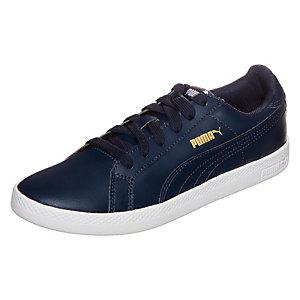 PUMA Smash L Sneaker Damen dunkelblau / weiß