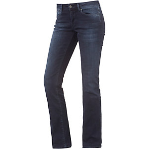 Mavi Olivia Straight Fit Jeans Damen dark denim