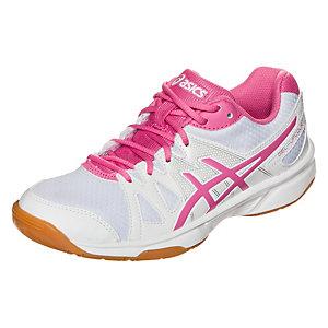 ASICS Gel-Upcourt Hallenschuhe Damen weiß / pink
