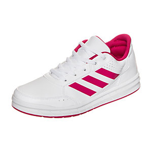 adidas AltaSport Fitnessschuhe Kinder weiß / pink