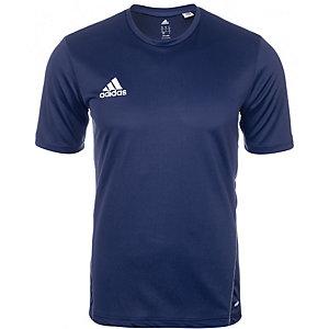 adidas Core 15 Funktionsshirt Herren dunkelblau / weiß