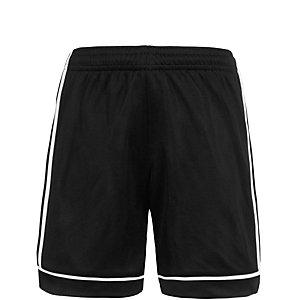 adidas Squadra 17 Fußballshorts Kinder schwarz / weiß