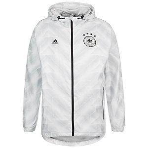 adidas DFB Seasonal Special Windbreaker Herren weiß / grau