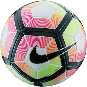 Nike Fußball weiß/pink