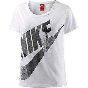 Nike Skyscraper T-Shirt Damen weiß