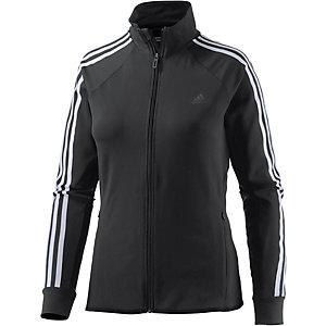 adidas D2M Funktionsjacke Damen schwarz/weiß