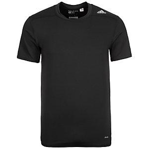 adidas TechFit Base Funktionsshirt Herren schwarz