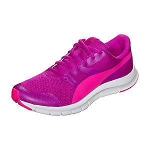 PUMA Flexracer Laufschuhe Mädchen pink / lila