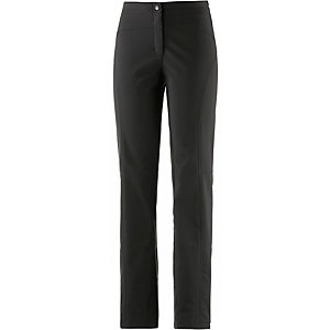 Maier Sports Softshellhose Damen schwarz