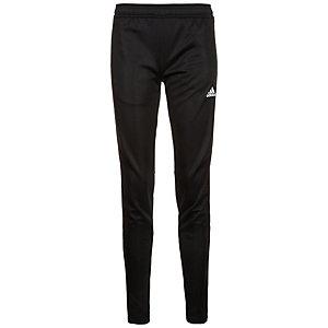 adidas Tiro 17 Trainingshose Damen schwarz / weiß