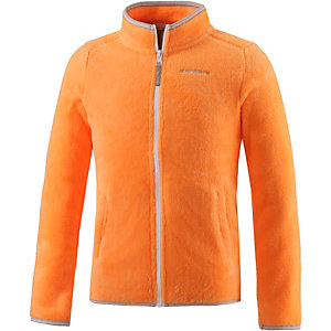 ICEPEAK Hova Fleecejacke Mädchen dark orange