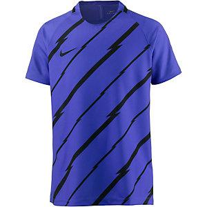 Nike Squad Funktionsshirt Kinder blau/schwarz