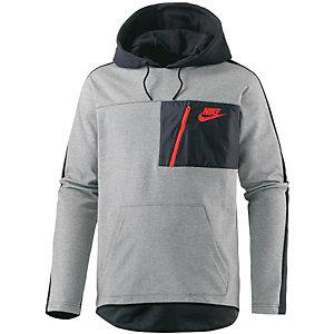 Nike AV15 Hoodie Herren grau