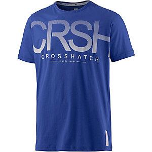 Crosshatch T-Shirt Herren royal