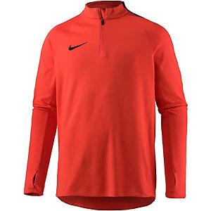 Nike Squad Funktionsshirt Herren orange/schwarz