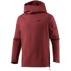 Nike Tech Fleece Sweatshirt Herren rot