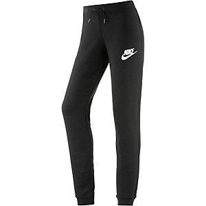 Nike Rally Sweathose Damen schwarz