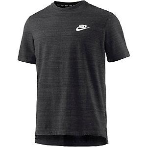 Nike AV15 T-Shirt Herren schwarz