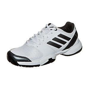adidas Barricade Club Tennisschuhe Kinder weiß / schwarz