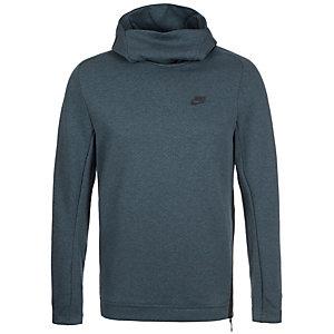 Nike Tech Fleece Kapuzenpullover Herren dunkelblau / schwarz