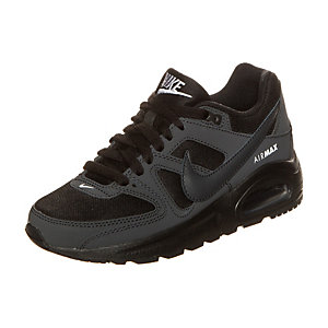 Nike Air Max Command Flex Sneaker Kinder schwarz / weiß