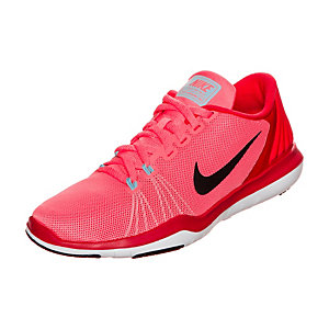 Nike Flex Supreme TR 5 Fitnessschuhe Kinder rot / orange