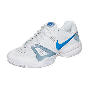 Nike City Court 7 Tennisschuhe Kinder weiß / blau