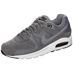 Nike Air Max Command Premium Sneaker Herren grau / orange / weiß