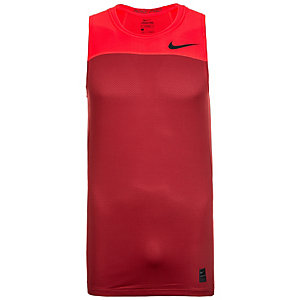 Nike Pro Hypercool Funktionstank Herren dunkelrot