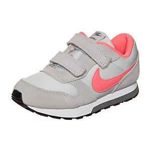 Nike MD Runner 2 Sneaker Mädchen hellgrau / pink