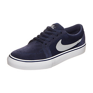 Nike Satire II Sneaker Kinder blau / weiß