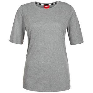 Nike Essential T-Shirt Damen grau