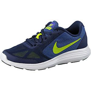 Nike Revolution Laufschuhe Jungen blau