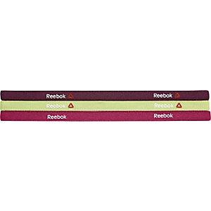 Reebok One Series Haarband Damen lila/hellgrün
