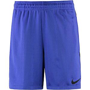 Nike Squad Funktionsshorts Kinder blau/schwarz