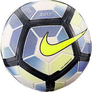 Nike Strike Fußball weiß/blau